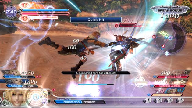 Análisis: Dissidia Final Fantasy NT PS4 31