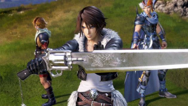 Análisis: Dissidia Final Fantasy NT PS4 29