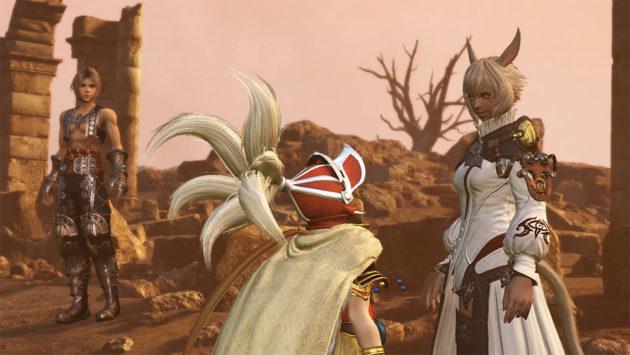 Análisis: Dissidia Final Fantasy NT PS4 33