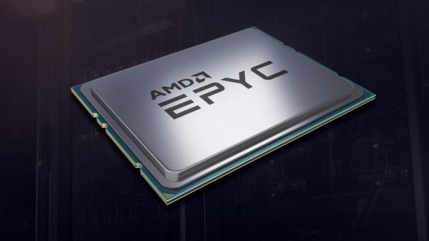AMD EPYC Rome; un procesador de 64 núcleos y 128 hilos