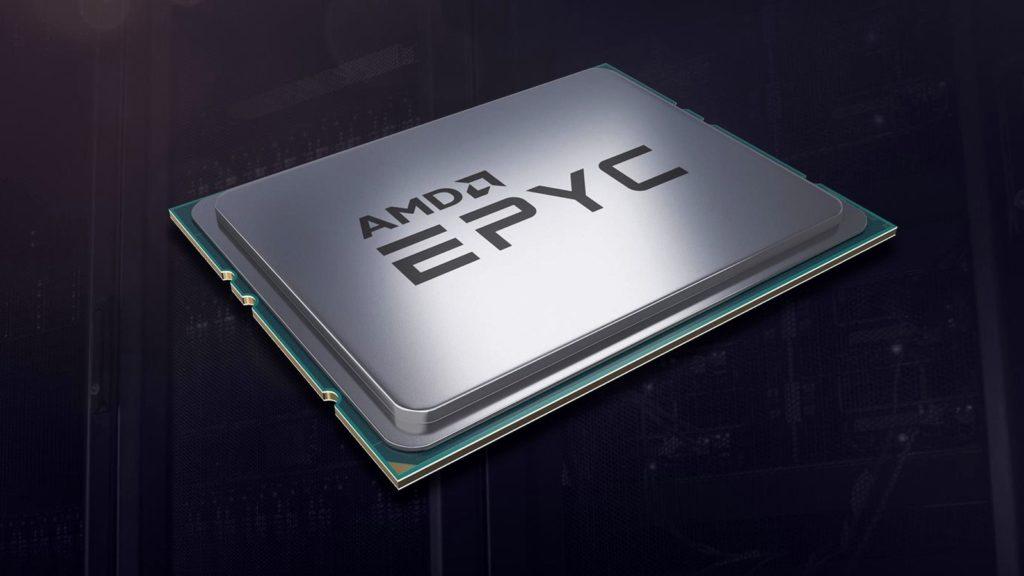 AMD EPYC Rome; un procesador de 64 núcleos y 128 hilos 32