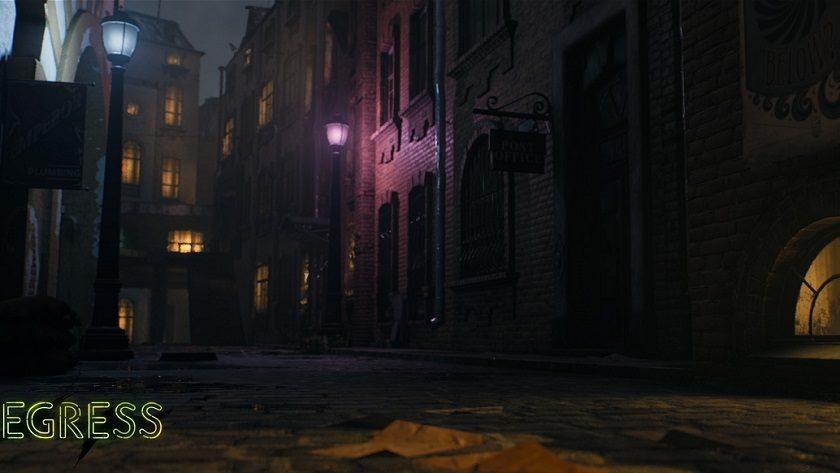 """Descubre Egress; un """"Battle Royale"""" con una jugabilidad cercana a Dark Souls"""