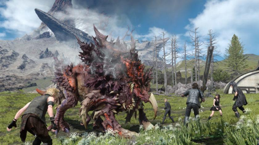 Final Fantasy XV Windows Edition no se olvidará de los usuarios de AMD Radeon