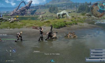 Final Fantasy XV Windows Edition llegará pulido a PC, dice Square Enix 37