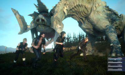 Final Fantasy XV para PC no utilizará el sistema DRM Denuvo 64