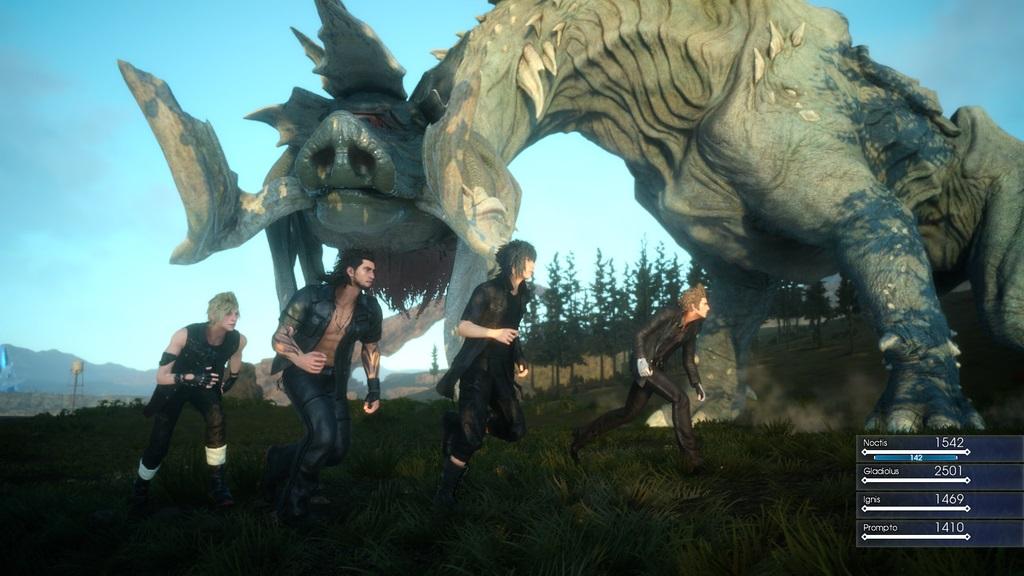 Final Fantasy XV para PC no utilizará el sistema DRM Denuvo 29