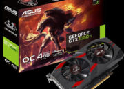 ASUS presenta las nuevas GTX 1050 y GTX 1050 TI Cerberus 32