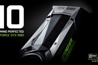 GeForce GTX 480 frente a GTX 580, GTX 680, GTX 780, GTX 980 y GTX 1080