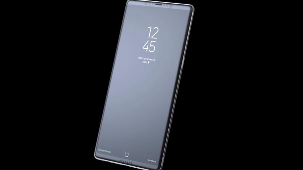 El Galaxy Note 9 no tendrá lector de huellas integrado en la pantalla 35