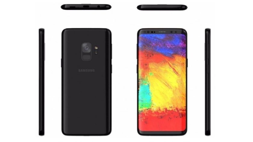 Samsung Galaxy S10; bordes casi inexistentes y UFS 3.0