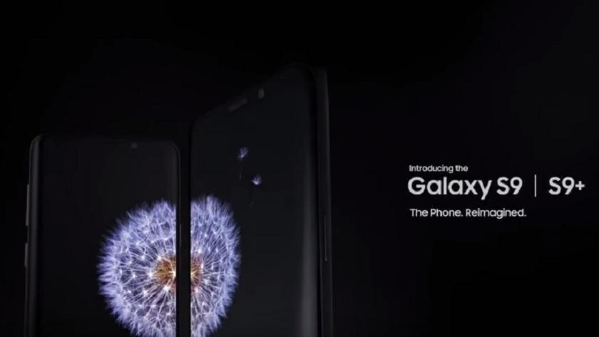 Filtrado vídeo de presentación del Galaxy S9-S9+; edición Enterprise 27