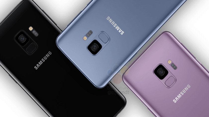¿Vas a comprar los Galaxy S9? Ve preparando la cartera