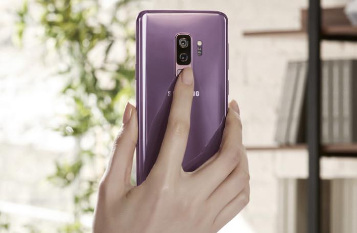 Samsung presenta en Barcelona los Galaxy S9 32
