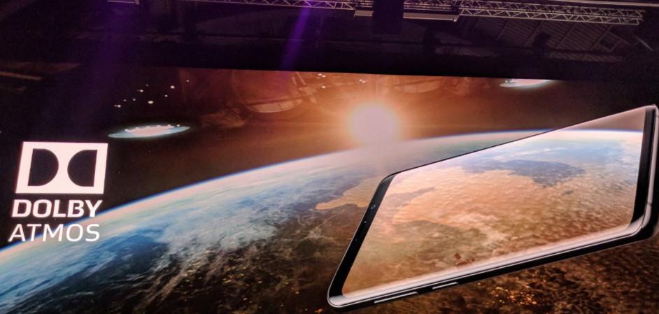 Samsung presenta en Barcelona los Galaxy S9 35