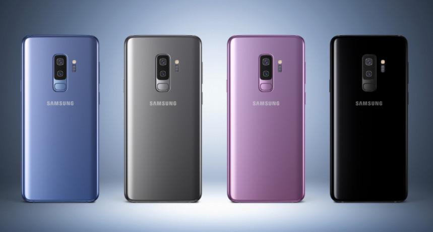 Samsung presenta en Barcelona los Galaxy S9 43