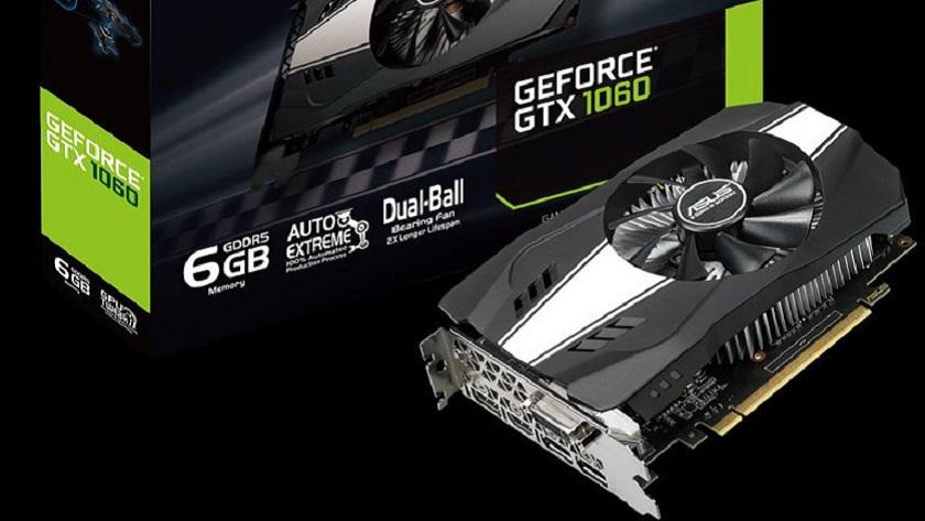 ASUS anuncia la GeForce GTX 1060 6 GB Phoenix, un modelo muy compacto 28