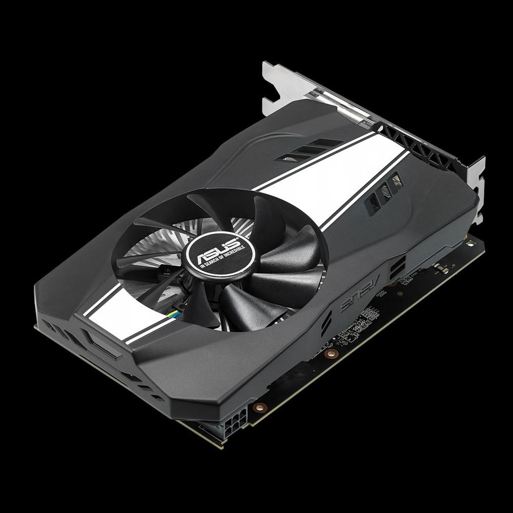ASUS anuncia la GeForce GTX 1060 6 GB Phoenix, un modelo muy compacto 30