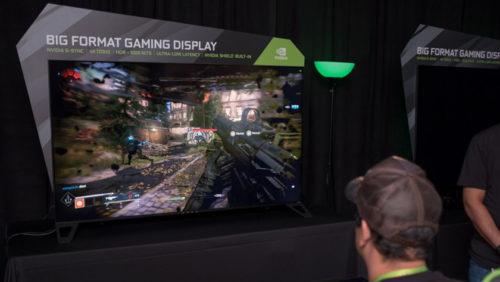 Así funciona el HP OMEN X 65, la pantalla gigante para juegos