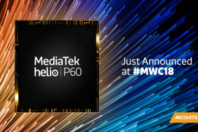 MediaTek Helio P60: más potencia y chip para inteligencia artificial