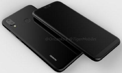 Renders en vídeo del Huawei P20 Lite; especificaciones 44