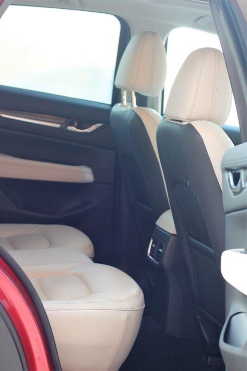 Mazda CX-5, perspectiva 42