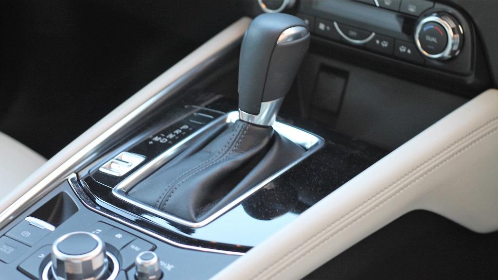 Mazda CX-5, perspectiva 40