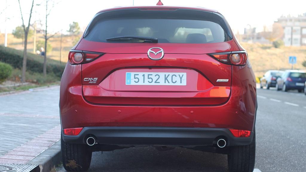 Mazda CX-5, perspectiva 54