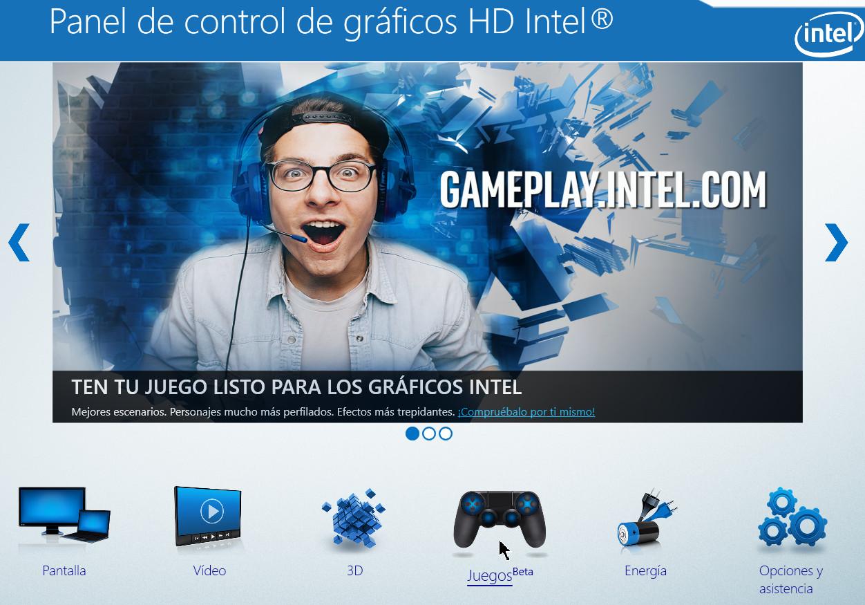 El nuevo driver gráfico Intel ajusta automáticamente la configuración en juegos 29