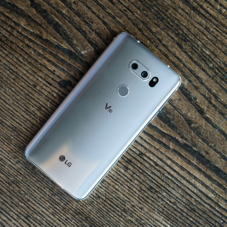 LG V30 2018 llegará al MWC renovado con funciones Voice AI 34