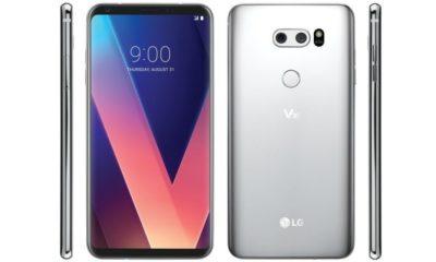 LG V30 2018 llegará al MWC renovado con funciones Voice AI 45