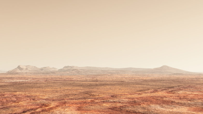 Marte es una roca fría y muerta, según los científicos
