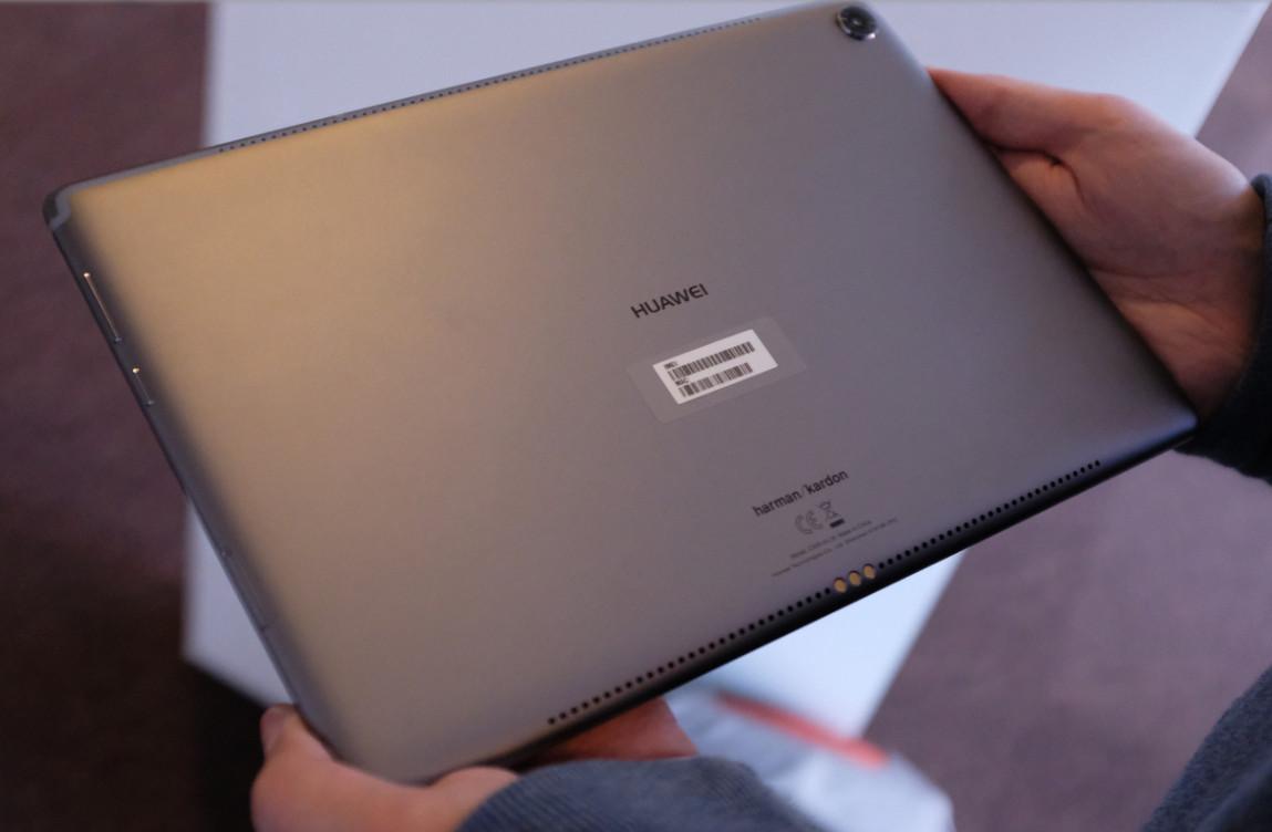 Huawei presenta los tablets MediaPad M5 30