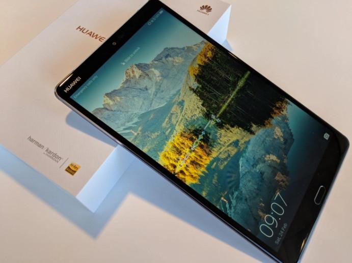 Huawei presenta los tablets MediaPad M5 32