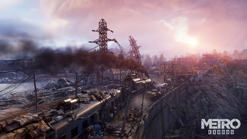Metro: Exodus tendrá mejoras importantes; 4K en Xbox One X 29