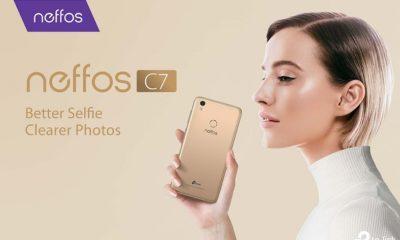 TP-Link presenta el nuevo smartphone Neffos C7, especificaciones 96