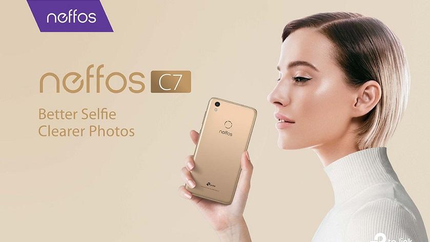 TP-Link presenta el nuevo smartphone Neffos C7, especificaciones 27