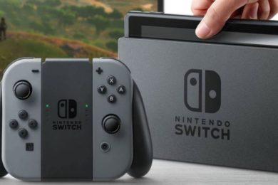 Nintendo Switch tendrá más de 6 años de soporte