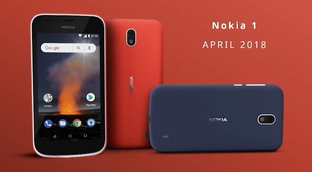 Nokia 1 también apuesta por Android Go 31
