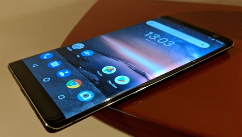 Nokia 8 Sirocco: bonito, potente y el más caro de los Android One