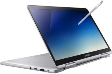 Samsung comercializa los Notebook serie 9 2018
