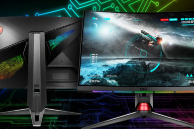 MSI pone a la venta los monitores para juegos, Optix MAG