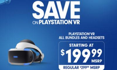 Sony baja el precio del PlayStation VR 47