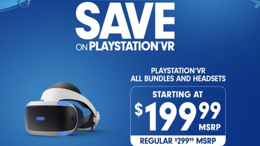 Sony baja el precio del PlayStation VR 27