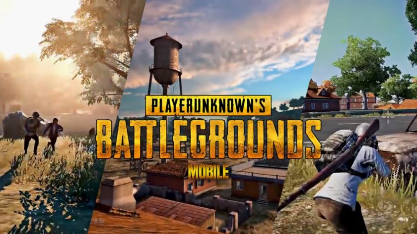 Player Unknown's Battlegrounds Mobile frente a PC
