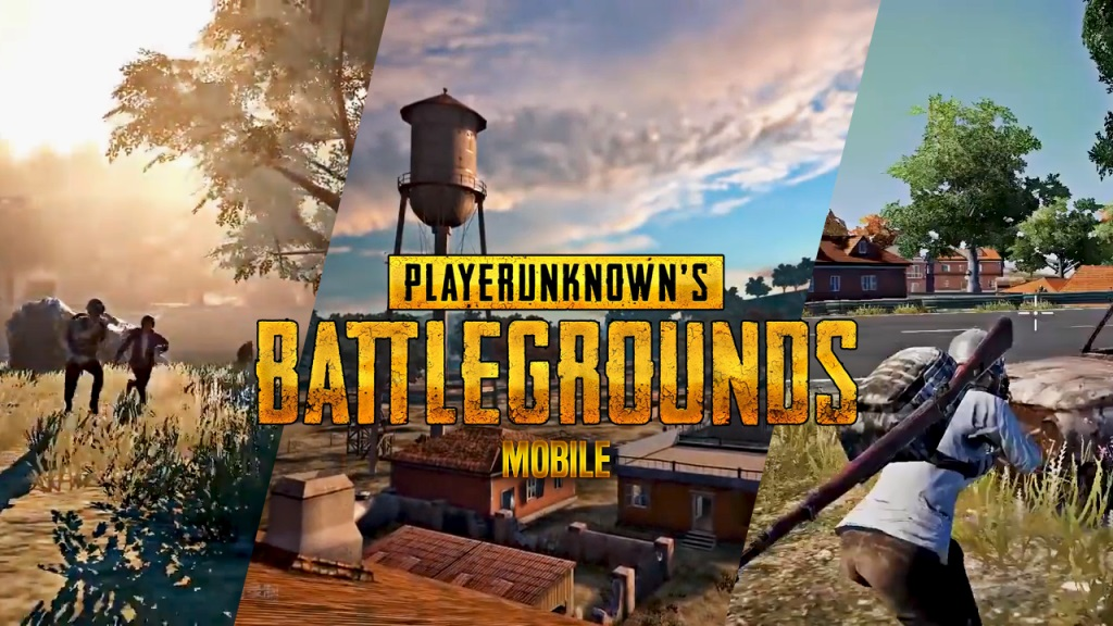 Player Unknown's Battlegrounds Mobile frente a PC 29