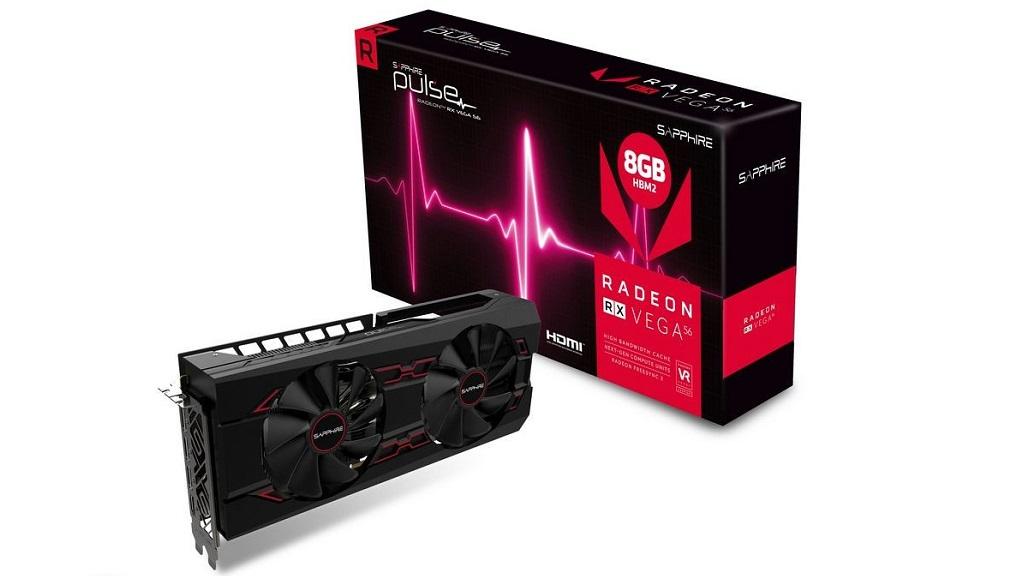 Sapphire lanza la Pulse Radeon RX Vega 56; especificaciones 29