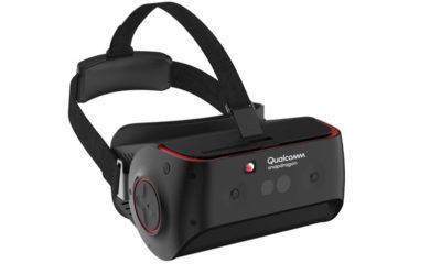 Qualcomm muestra el diseño de referencia de Snapdragon 845 VR 40