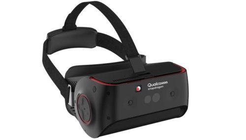Qualcomm muestra el diseño de referencia de Snapdragon 845 VR