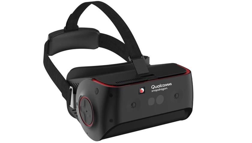 Qualcomm muestra el diseño de referencia de Snapdragon 845 VR 31