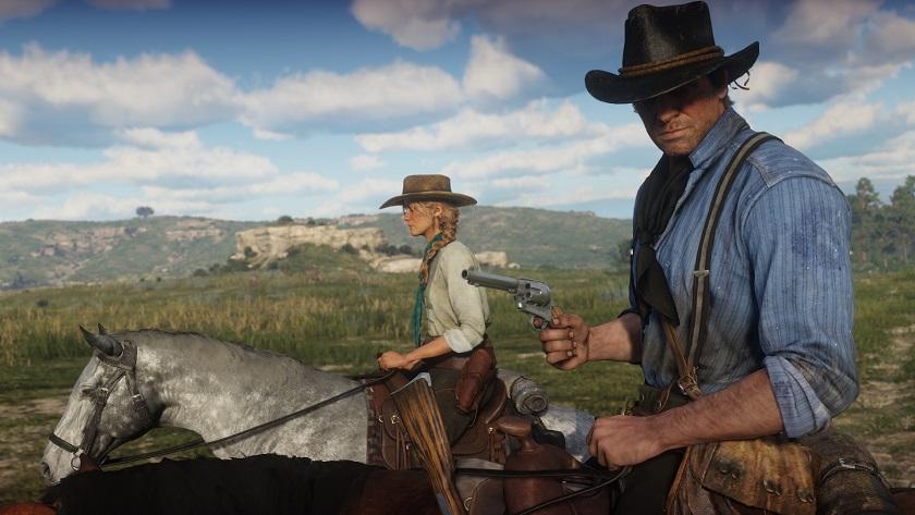 Red Dead Redemption 2 llegará el 26 de octubre a consolas 28